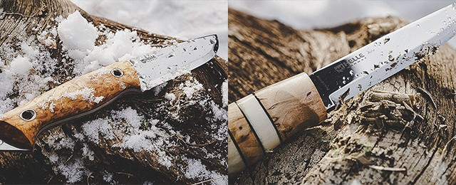 Helle Norway Knives Utvaer Arv Knife Review