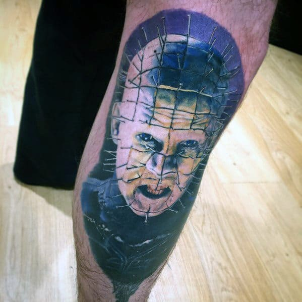 Hellraiser Guys Tattoo Designs