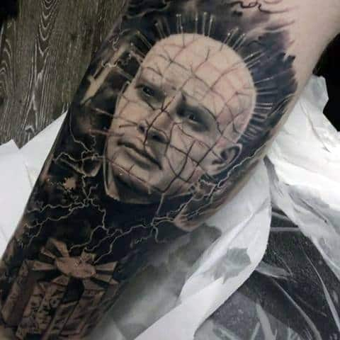 Hellraiser Tattoo Inspiration For Men