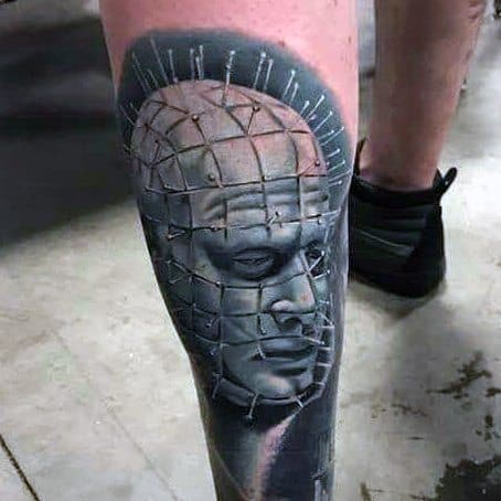Hellraiser Tattoos For Men