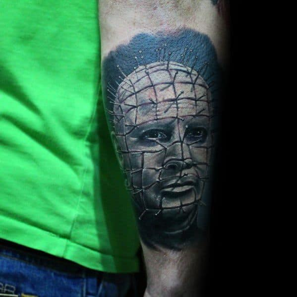 Hellraiser Themed Tattoo Ideas