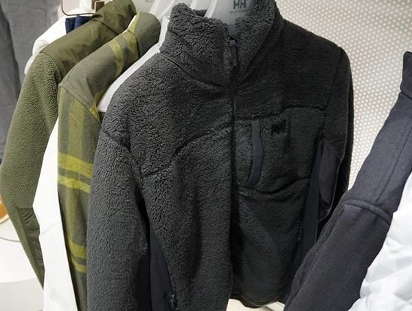 Helly Hansen Fuzzy Winter Mens Jacket
