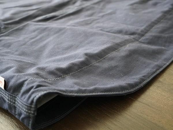 Hem Detail Fire Resistant Full Swing Quick Duck Jacket
