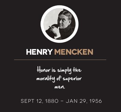 Henry Mencken Quotes