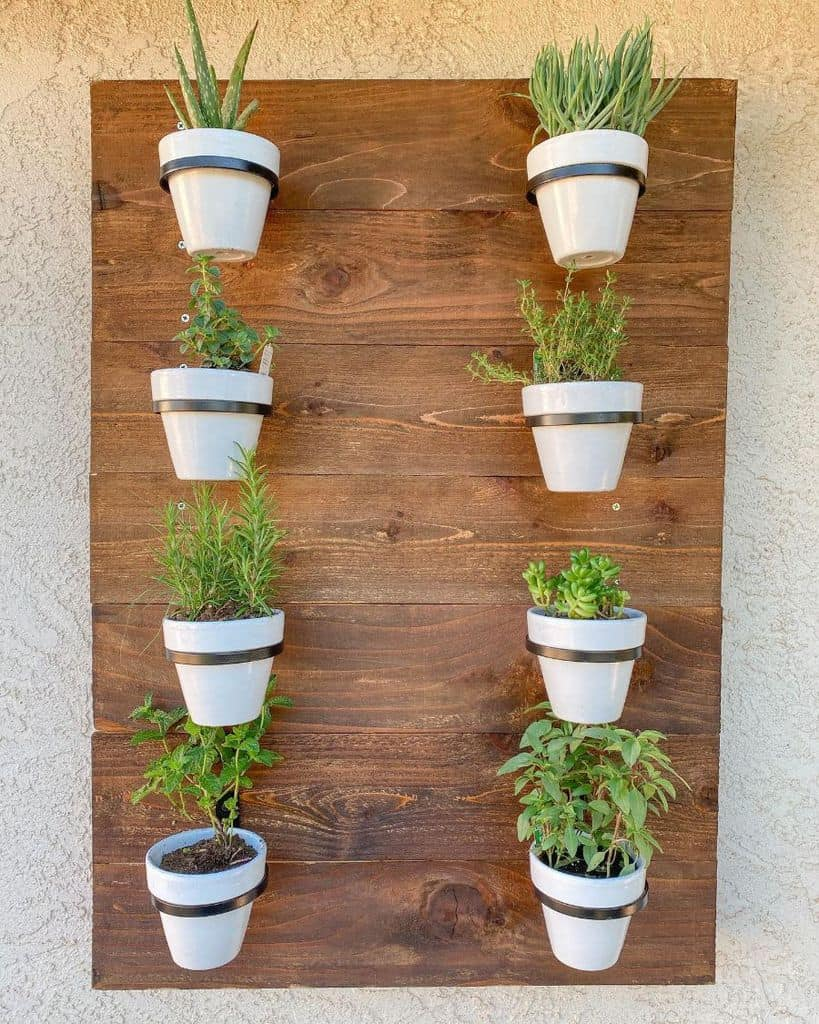 herb garden vertical garden ideas holistically.aud