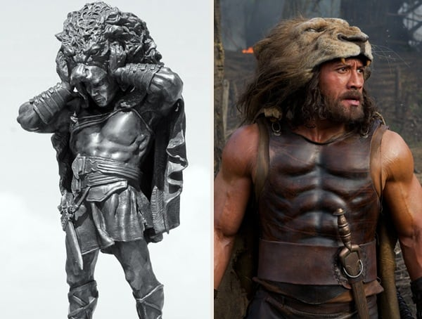 Hercules Greek God Best Mens Halloween Costumes