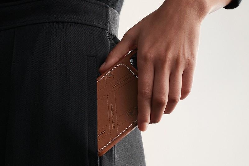 Hermès Reveals Luxurious $625 Apple iPhone 12 Pro Case