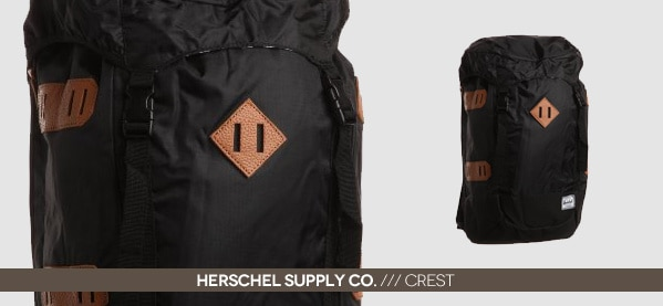 Herschel Supply Co. Crest Carry On Backpack