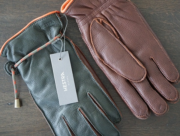 Hestra Granvik Front And Back Of Mens Gloves