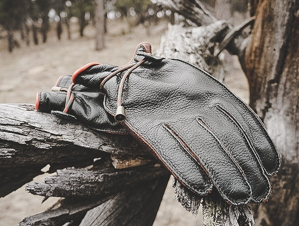 Hestra Granvik Review Mens Outdoor Gloves With Elastic Detail