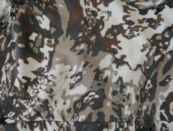 Hid3 Camo Pattern Walls Pro Series Xelerator Jacket