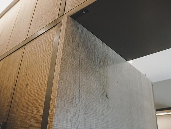 Hidden Butlers Pantry Door 2019 New American Remodel