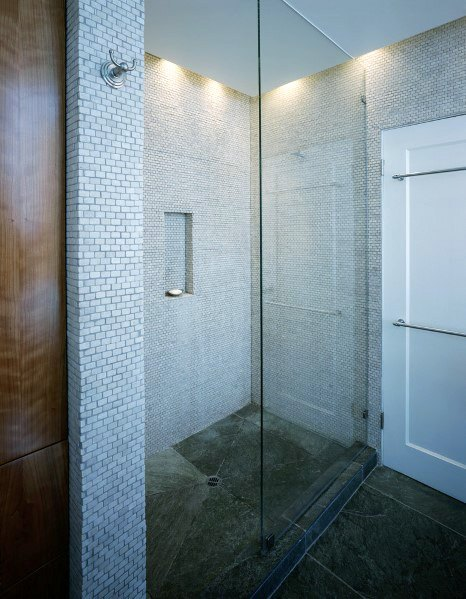 Hidden Leds Shower Lighting Ideas Inspiration