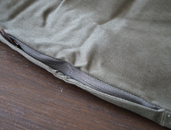 Hidden Security Pocket Zipper Closed Mens United By Blue Cartwright Pants