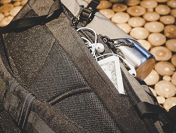 Hidden Stash Side Pocket Olive Ogio Alpha Convoy 525 Backpack Reviews