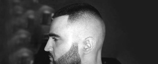 High And Tight Haircut For Men – A Masculine Commanding Style