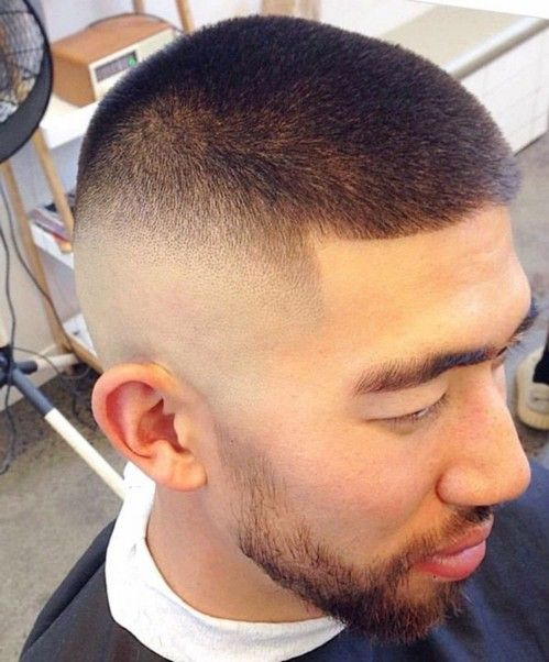 High Bald Fade Haircut