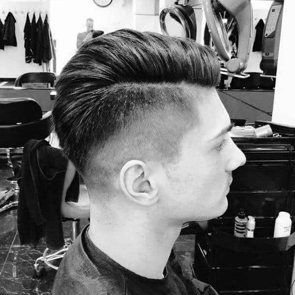 High Skin Fade Haircut For Men
