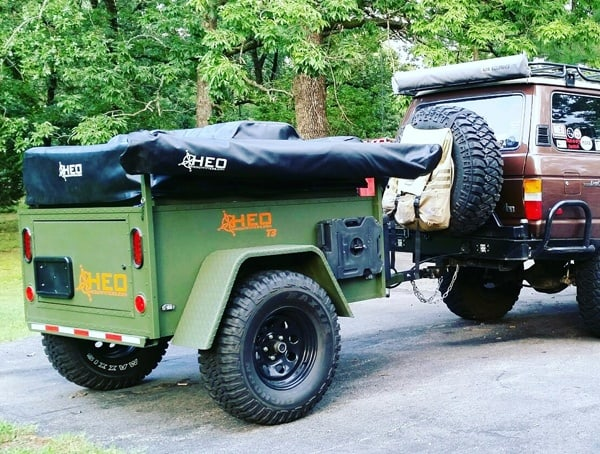 Highland Expedition Outfitters T3 Off Road Camper Trailer