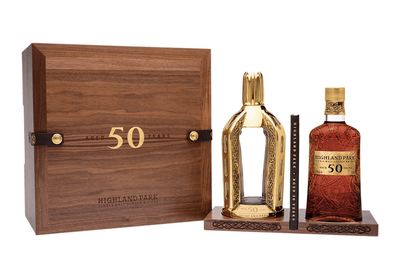 30K Will Get You a Bottle of Highland Park 50-Year-Old