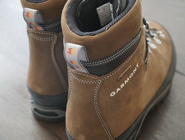 Hiking Boots For Men Rear Garmont Dakota Lite Gore Tex Leather