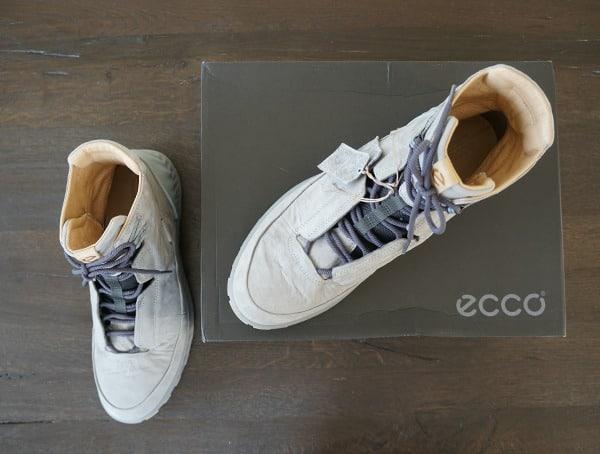 Hiking Mens Ecco Exostrike Boots
