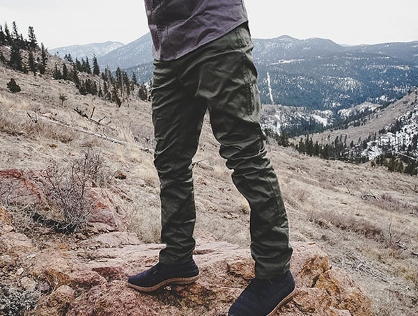 Hiking Pants Mens United By Blue Cartwright Review