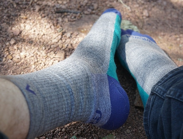 Hiking Review Wigwam Socks