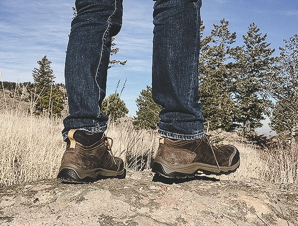 Hiking Shoes Review Teva Arrowood Riva Wp