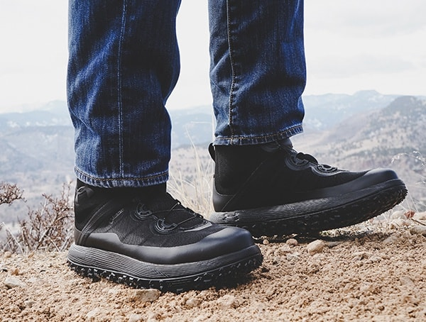 Hiking Trail Boots Review Undera Amour Gore Tex Fat Tire