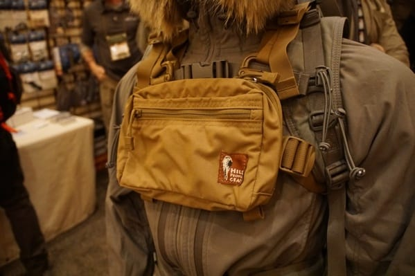 Hill People Gear Chest Pouch