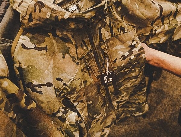 Hill People Gear Multicam Jacket