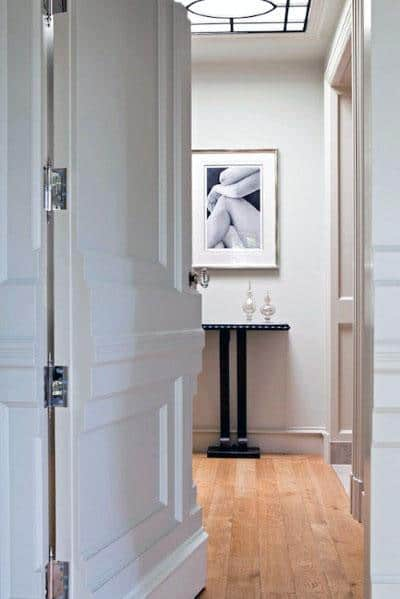 Hinged Wall Hidden Door Ideas