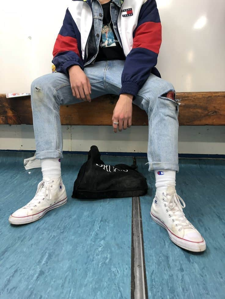 90s Fashion For Men The Ultimate Male Guide On 90s Outfits: The Ultimate Male Guide On 90s Outfits