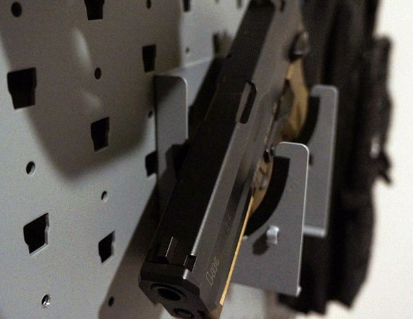 Hk Usp Gun Rack Wall Hanger Design