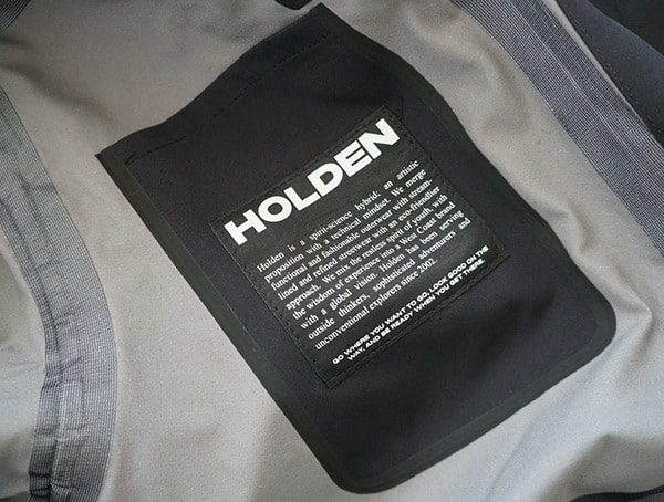 Holden Inner Tag Holden M 51 3 Layer Fishtail Jacket For Men