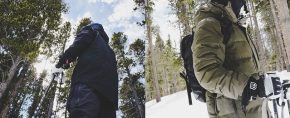 Holden Men's M-51 3-Layer Fishtail Jacket And Felton Down Parka Review