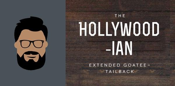 Hollywoodian Beard Styles