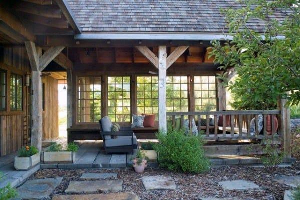 Home Backyard Designs Patio Roof