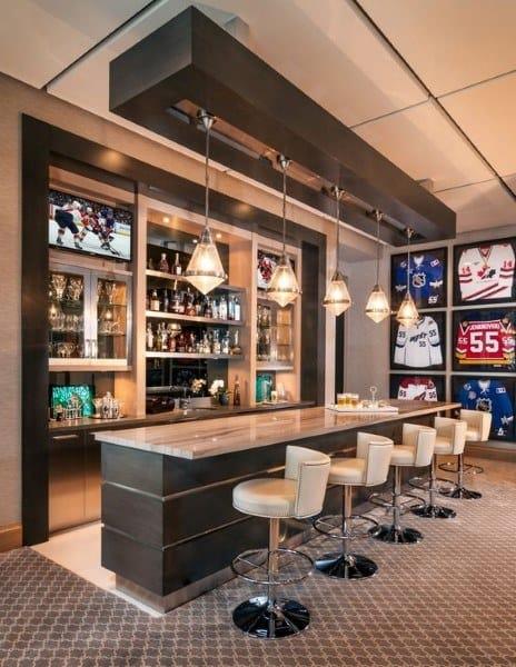 Home Bars Top Ideas