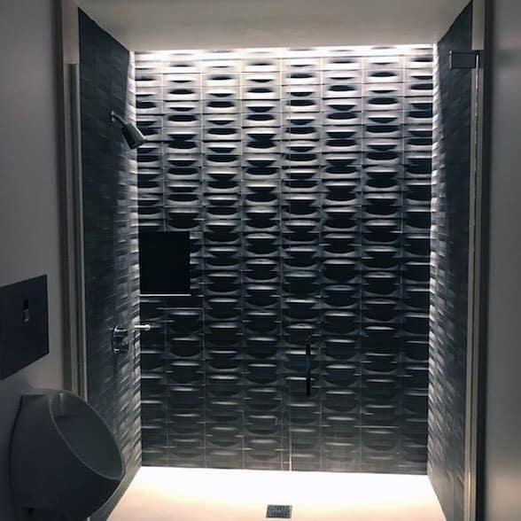 Home Bathroom Shower Lighting