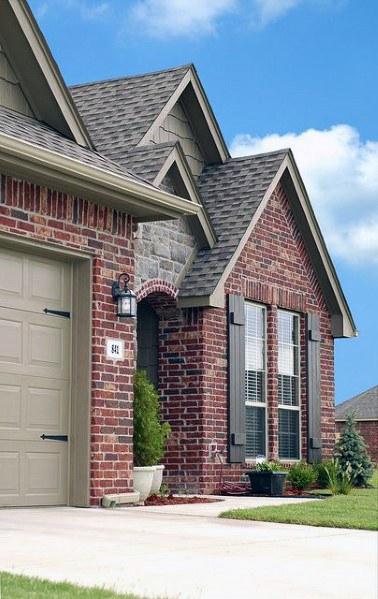 Home Brick And Stone Exterior Ideas