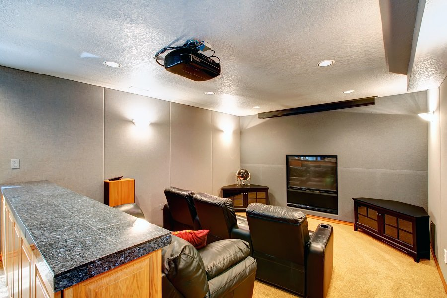 Interior Designs Home Theater Seats