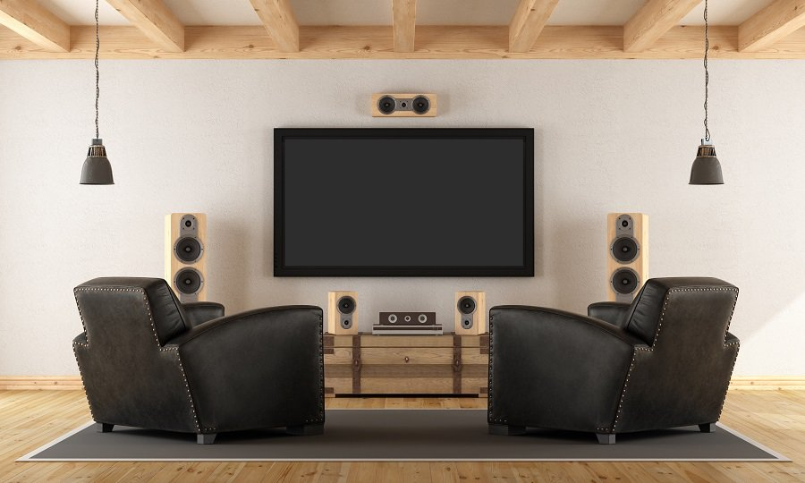 Interior Ideas Home Theater Seating