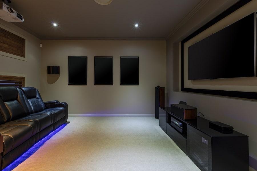 Luxury Home Theater Seats Ideas