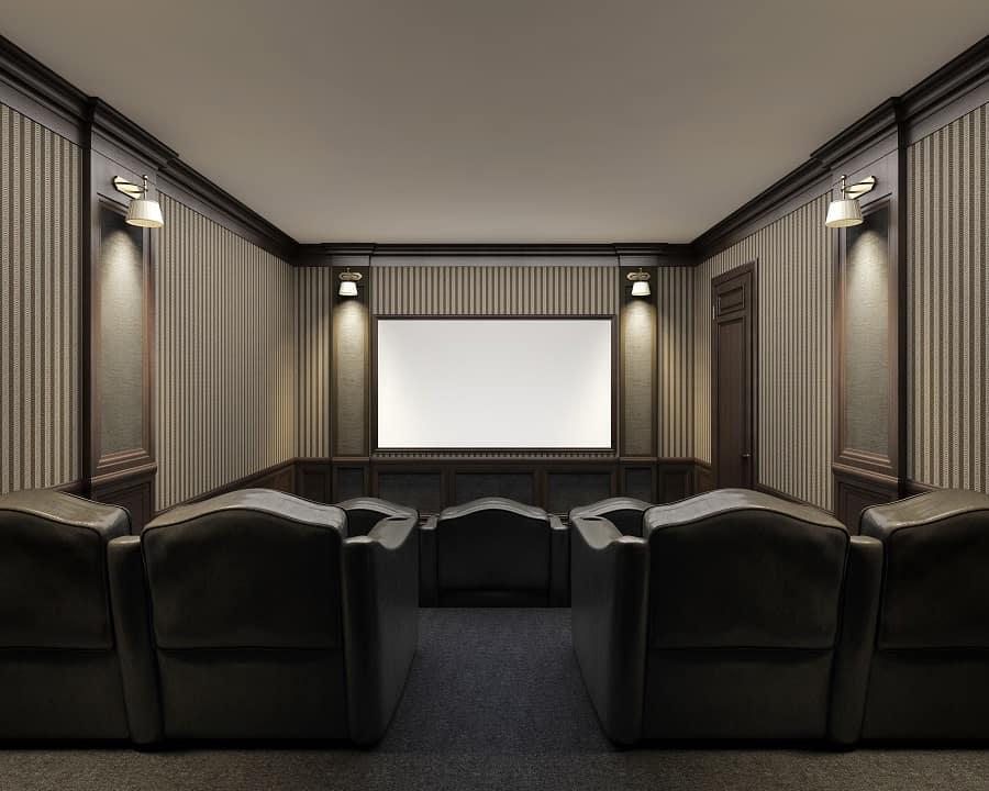 Nice Home Theater Seats Interior Ideas