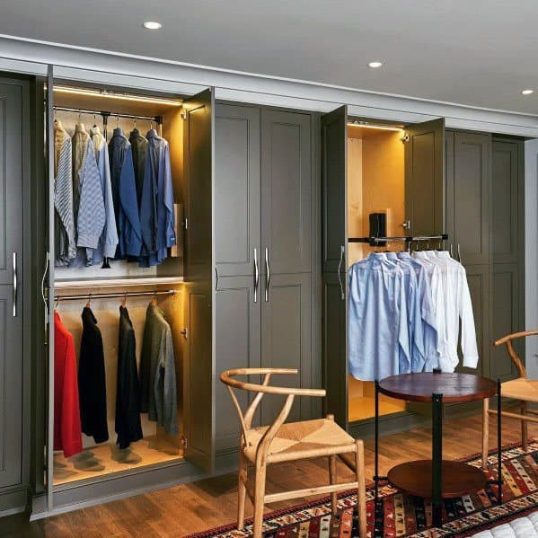 Home Closet Lighting Ideas