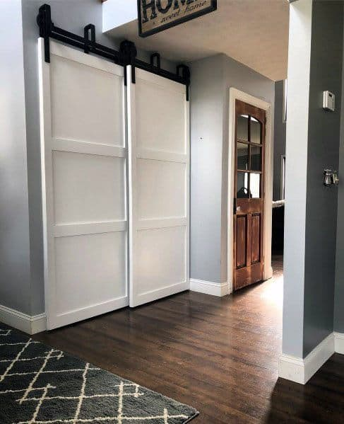 Top 60 Best Sliding Interior Barn Door Ideas