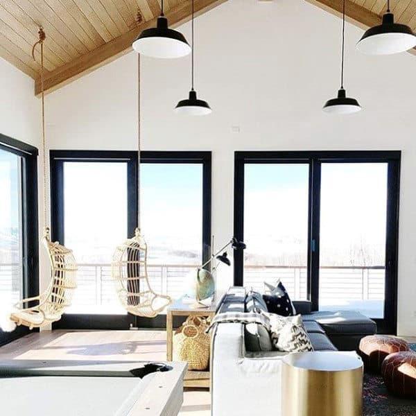 Home Decor Men Living Room
