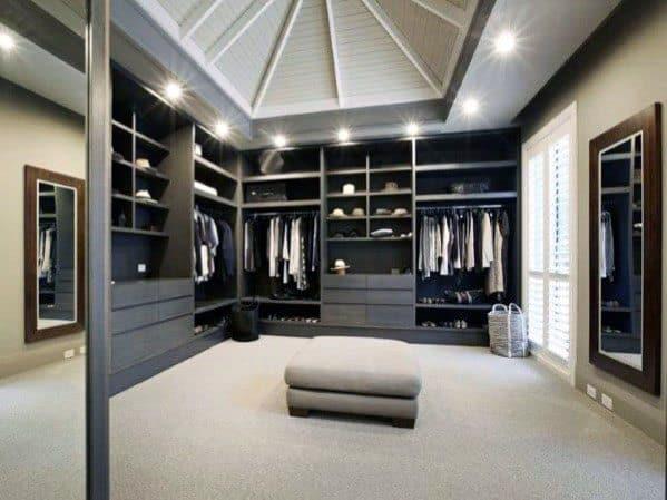 Home Design Ideas Closet Lighting